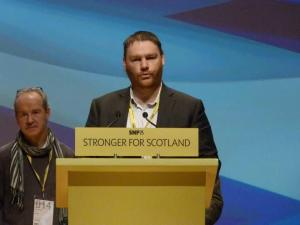 Addressing SNP Conference 2014