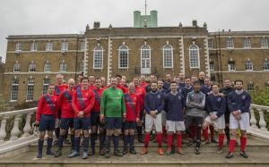 UK Parliamentary Football Club (UKPFC) v. St. Andrews, February 2016