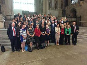Photo of WASPI All-Party Parliamentary Group (APPG), May 2016