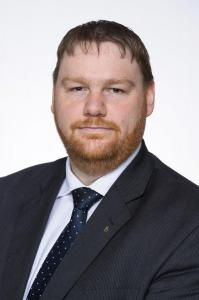 Owen Thompson MP, May 2016